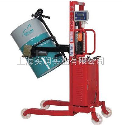 scs200公斤倒桶电子秤,300公斤油桶搬运秤