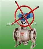 Q347F蜗轮球阀、燃气专用阀