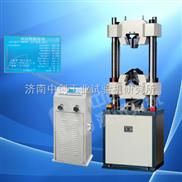 钢绞线拉伸检测仪、非金属材料撕裂检测设备、液晶数显液压万能材料试验机价格