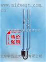 乌氏玻璃毛细管粘度计(0.37-0.47mm) 型号:CN60M/1835(库号:M294984
