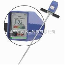 土壤类/数显土壤温湿度仪/土壤温湿度计库号:M394026
