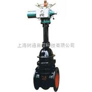 Z941(T、W、H)型 铁制电动楔式闸阀 PN10、PN16