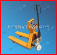 DCS-F 手动液压叉车秤