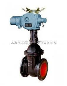 精工电动铸铁闸阀,上海精工阀门厂,精工闸阀,合肥闸阀