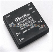 WRDXXSXX-XW(宽电压输入隔离单输出稳压型功率:60W Max)-模块电源,通讯电源