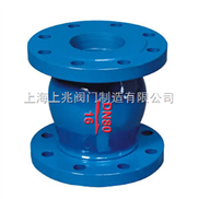 H42T/DRVZ-静音止回阀[公称通径DN50~DN300(mm)]
