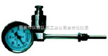 济宁WRPF-130Gk型热电偶温度计 细丝热电偶