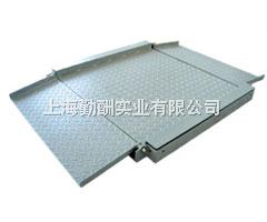 桥式传感器单层地磅/碳钢电子地磅称