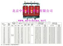 环氧树脂浇注干式电力变压器 型号:QFL-SC10-200/中国