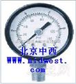 真空表(真空压力表) 型号:JZR11-Z60库号:M293253