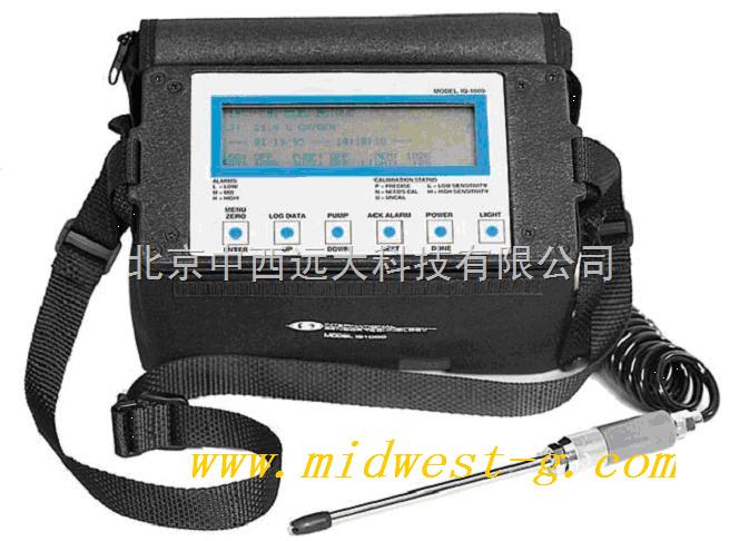 IQ1000 IST便携式多气体检测仪 CO/O2/CO2 美国 型号:IQ1000库号:M6735