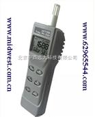 便携式二氧化碳分析仪/co2检测仪(CO2、温度) 型号:BQ4YS-BC 库号:M264241
