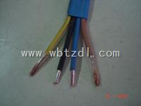 潜水泵电缆,潜水电机电源线,防水橡套电缆潜水泵扁电缆