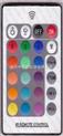 JRM011-24键红外遥控器,LED调光遥控器