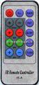 JRM007-15键红外遥控器