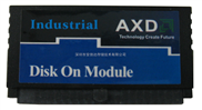 AXD-I40V-08MS-AXD 40PIN IDEDOM电子硬盘 IDE工业电子盘