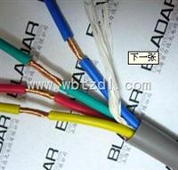 RV单芯软导体护套线