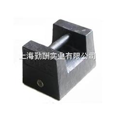 防水电子地磅用1000kg铸铁锁型砝码