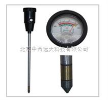 便携式土壤酸度计(指针) 型号:TP3-SDT-300