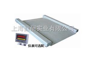 不锈钢超低电子地磅 2t单层小地磅