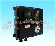 在线防爆微量氧分析仪 型号:SHXA40/N-II