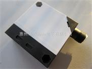 交流继电器光电开关 东莞感应器 插件式M12连接器  大方形光电传感器