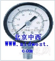 真空表(真空压力表) 型号:JZR11-Z60