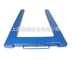 上海U型电子磅称 8吨不锈钢地磅秤价格