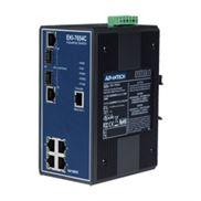 EKI-7654C 4电+2光网管型千兆以太网交换机