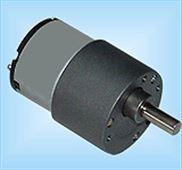 供应37MM齿轮箱直流减速电机