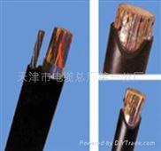煤矿井筒用信号传输电缆——型号
