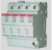 ABB电涌保护器OVR T1 3L-25-255 TS