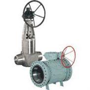 高温高压闸阀、截止阀、止回阀和顶装式大口径球阀