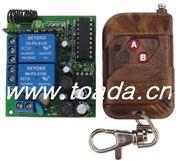 遥控开关 2路无线遥控开关模组 型号:T80-T