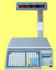 TM-Aa-4g 立式条码秤  双面红光LED显示条码秤,英展电子桌秤