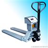 1吨带打印推车秤-上海制造YCS带打印叉车秤