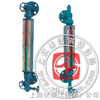 UGS-A标准无盲区双色石英玻璃液位计