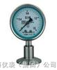 卫生型隔膜压力表Y-100B/Z/MC