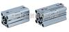 SY3120-5LUD-C6SMC高精导轨型无杆气缸技术参数,SMC带缓冲器的薄型气缸