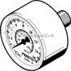 FMA-63-10-1/4-EN费斯托面板安装式压力表,FESTO精密压力表,FESTO压力表