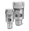 NCA200-03Q8727SSMC自动给油型油雾器,SMC油雾分离器,日本SMC油雾离器