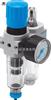 FRC-1/8-S-7-O BFESTO带锁气源处理组,FRC-1/8-S-O B,德国FESTO气源处理件