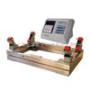 SCS品质保证—带打印功能不锈钢电子钢瓶秤
