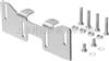 WSR-12WSR-12-J-M5,FESTO 行程开关安装组,德国FESTO 电感式行程开关
