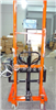 FCS300kg电子倒桶秤,工业倒桶秤,油桶搬运车秤